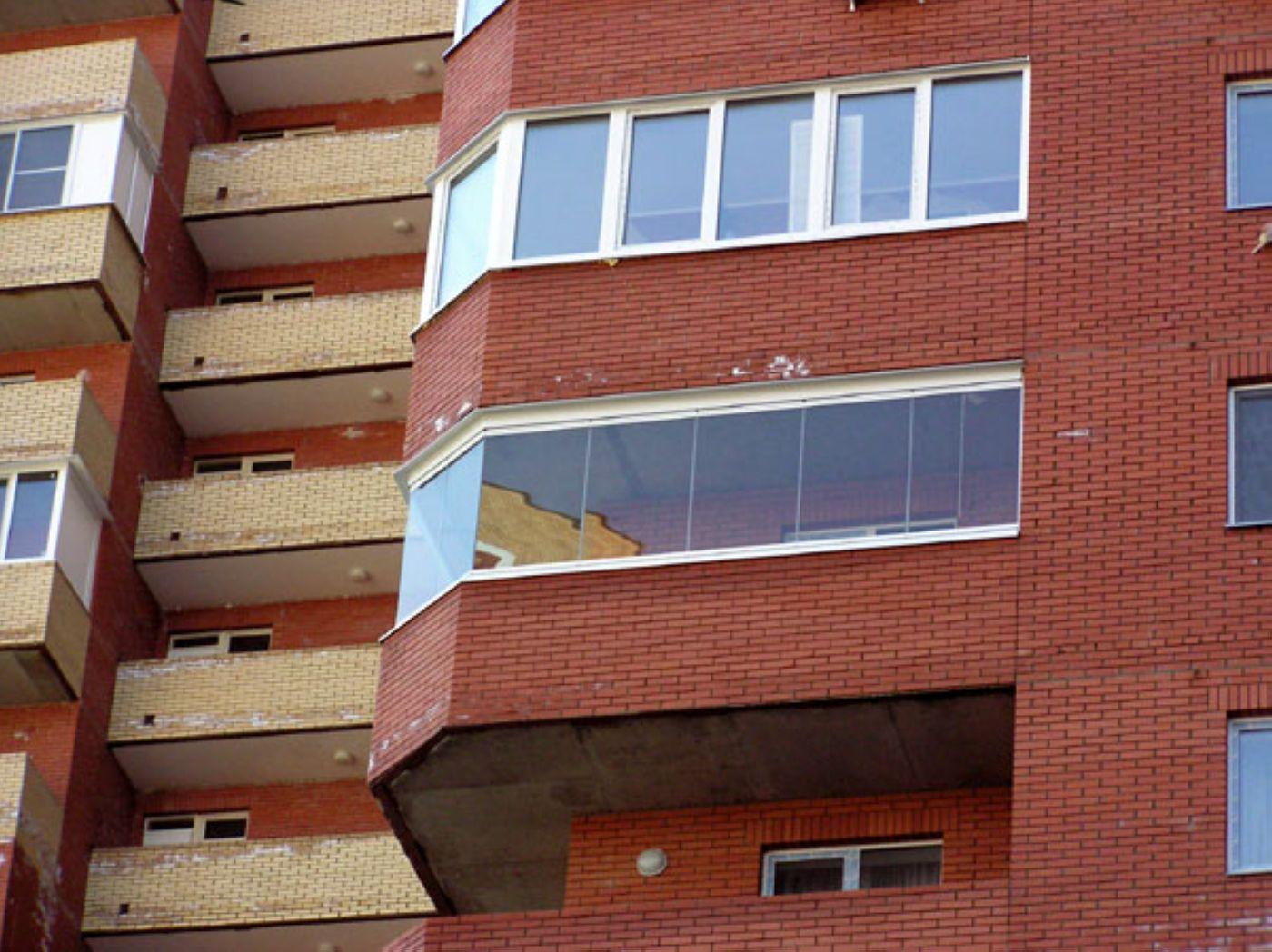 Отличия балкона и лоджии.